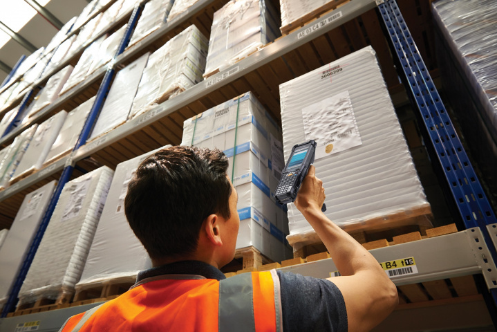 Warehouse, Handheld devices, Windows